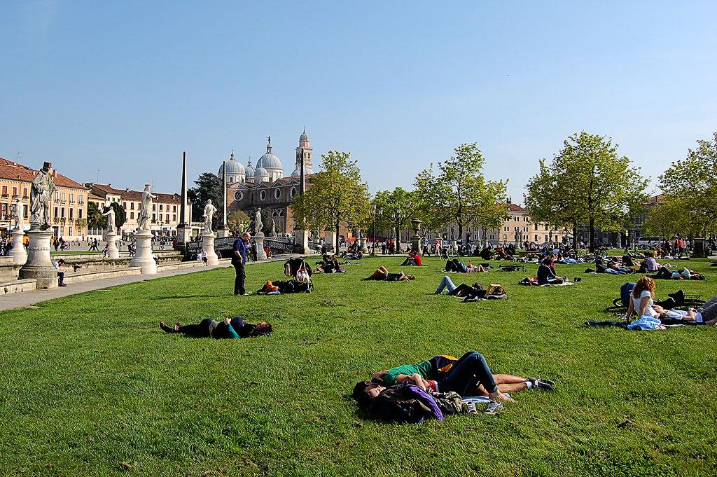 Plaza de Padova