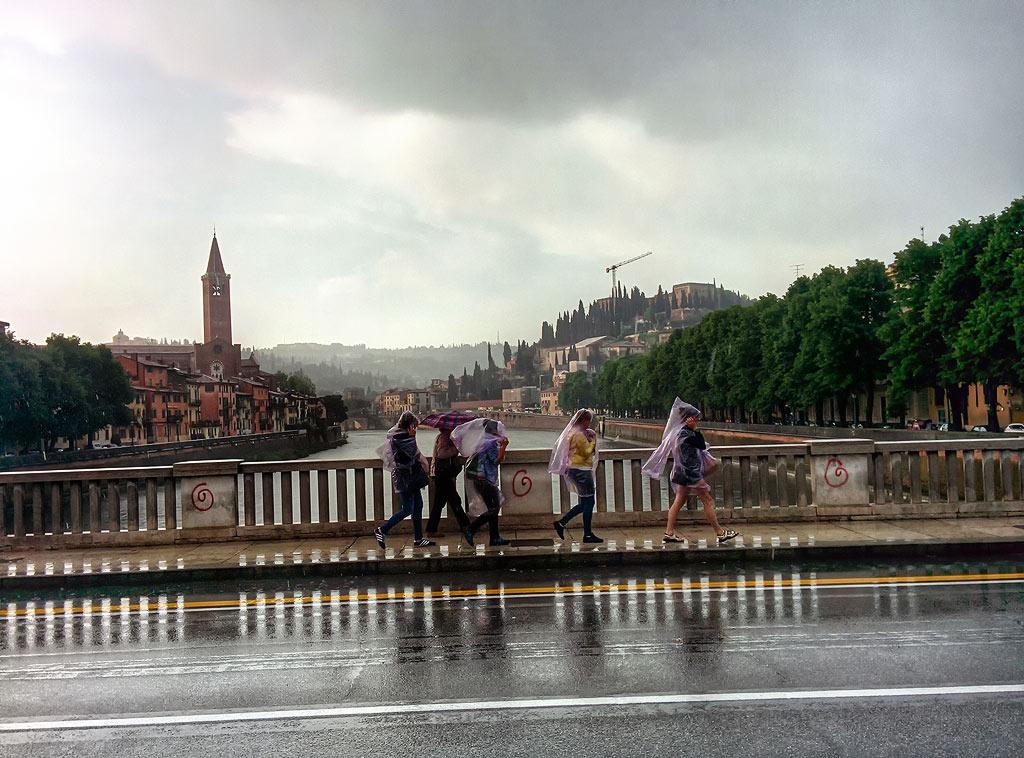 Paseando pro Verona
